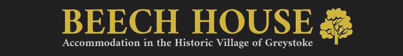 Beech House, Greystoke Logo